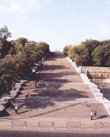Picture of Odessa's Potemkin Steps
